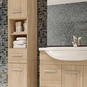 Colonna porta lavatrice asciugatrice scontato del 30 arredo bagno a prezzi scontati - Arredo bagno produzione ...