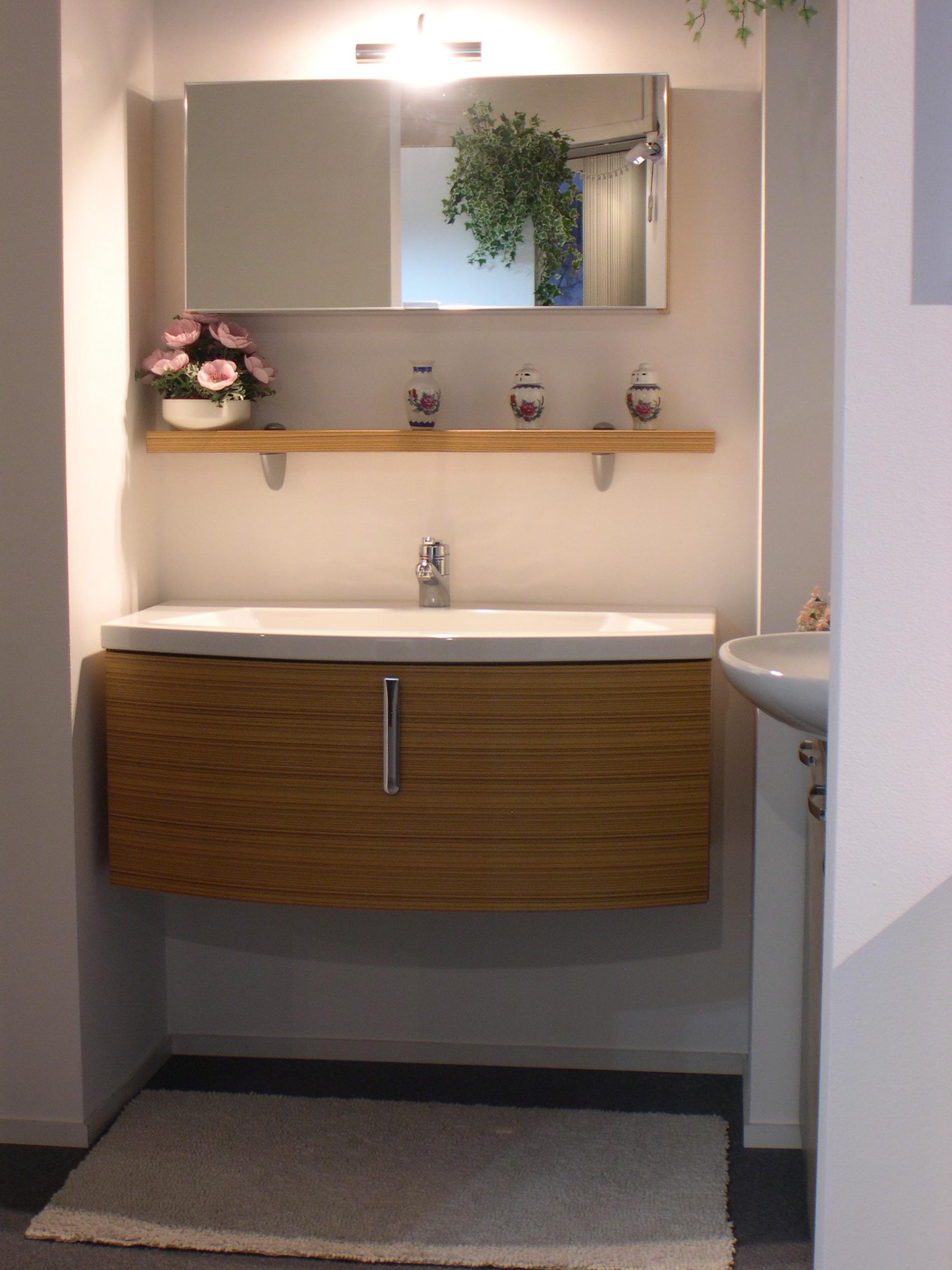 Bagno green zebrano arredo bagno a prezzi scontati for Mobili bagno outlet