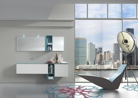BAGNO HIGH TECH SYNERGIE Milano