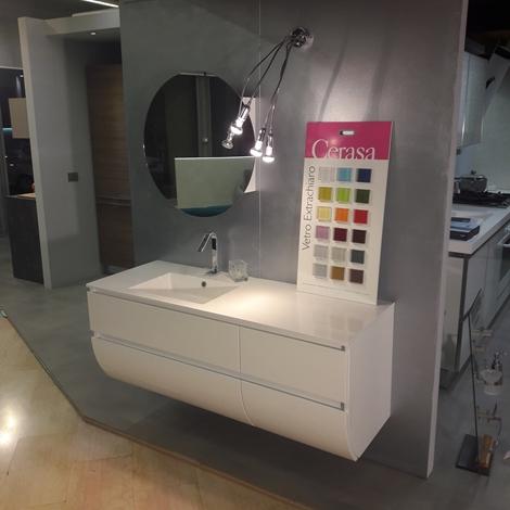 Bagno joy di cerasa con vasca integrata arredo bagno a - Mobile bagno joy ...