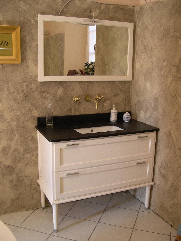 Mobili bagno new york design casa creativa e mobili for Arredo bagno bianco