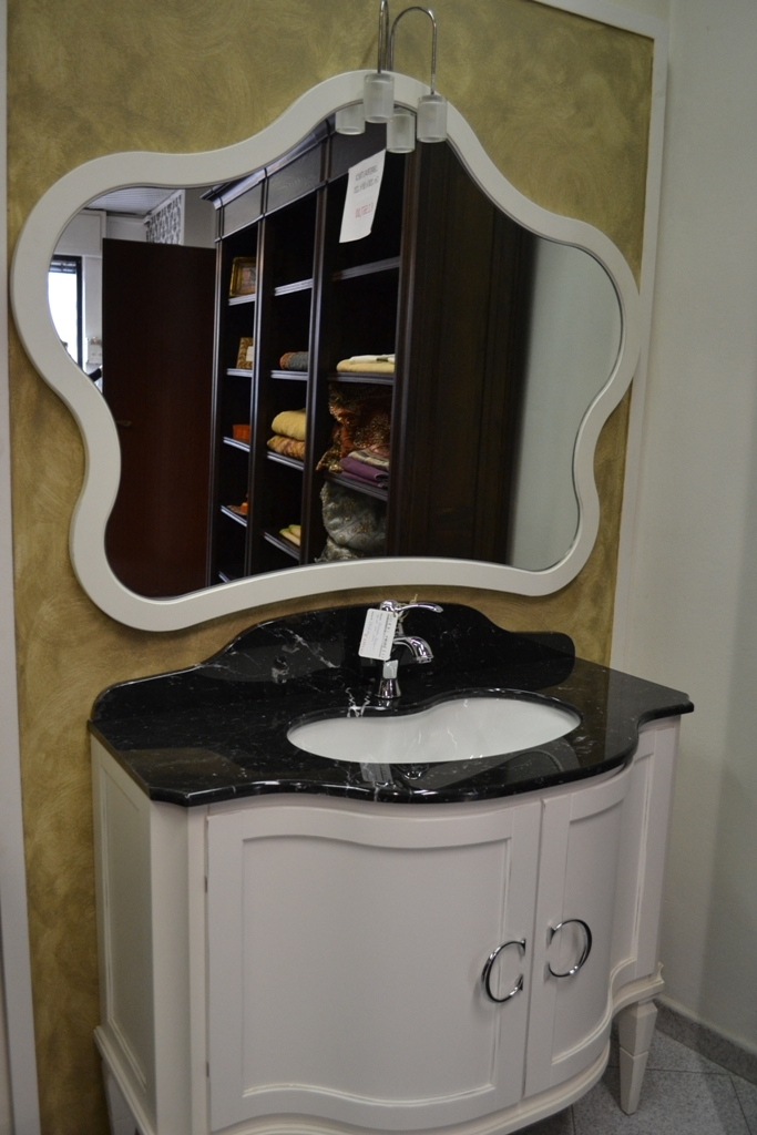 Cerasa york classico laccato opaco arredo bagno a prezzi - Arredo bagno scontatissimo ...