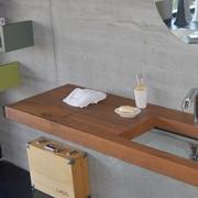 Mobile bagno doppio lavabo in promozione arredo bagno a for Lavabo lago depth