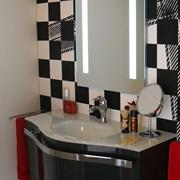 bagno moderno laccato
