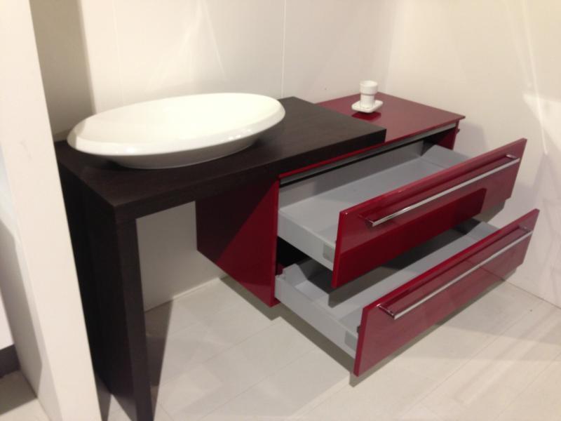 bagno moderno » bagno moderno rosso - galleria foto delle ultime ... - Bagni Moderni Rossi