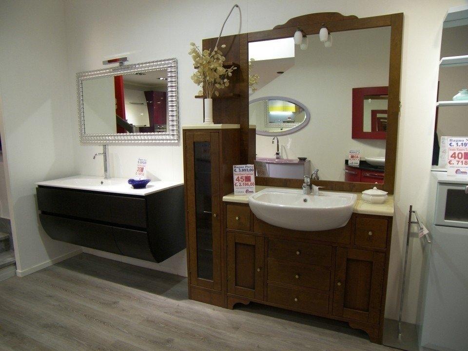 Prezzi arredo bagno mobili bagno sospesi stunning arredo bagno moderno economico pictures - Prezzi mobili bagno moderni ...
