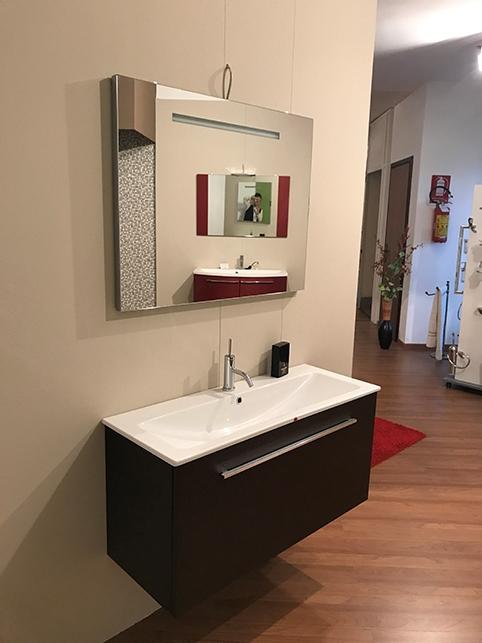 Bagno punto tre sospeso profondita 39 40 in offerta arredo bagno a prezzi scontati - Mobile bagno profondita 40 ...