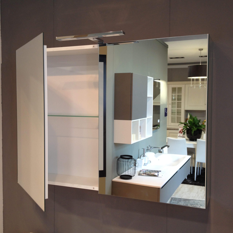 Arredo bagno scavolini mod aquo laminato 30 arredo - Mobile bagno laminato ...