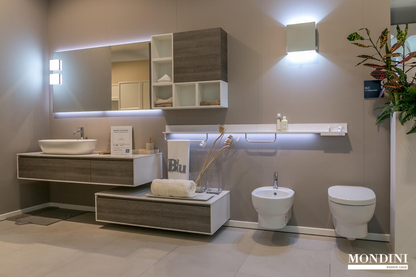 Bagno scavolini modello rivo scontato del 35 arredo - Modelli di bagno ...
