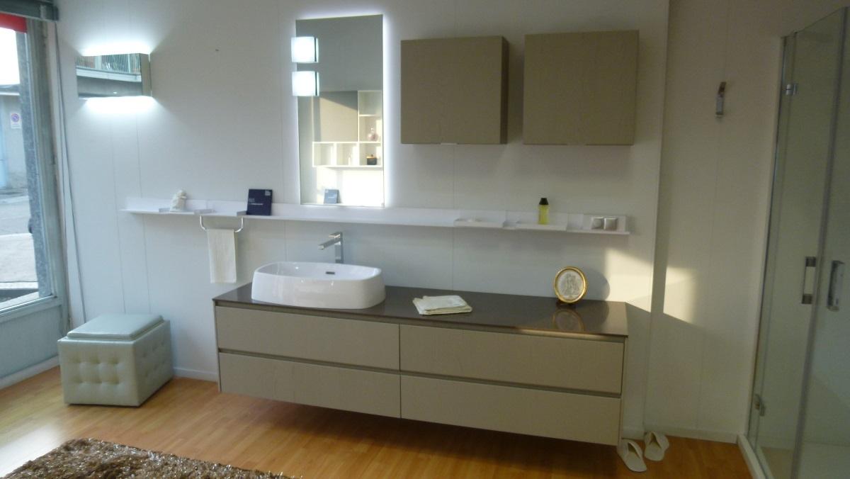 Bagno scavolini rivo impiallacciato legno 40 arredo bagno a prezzi scontati - Scavolini arredo bagno ...
