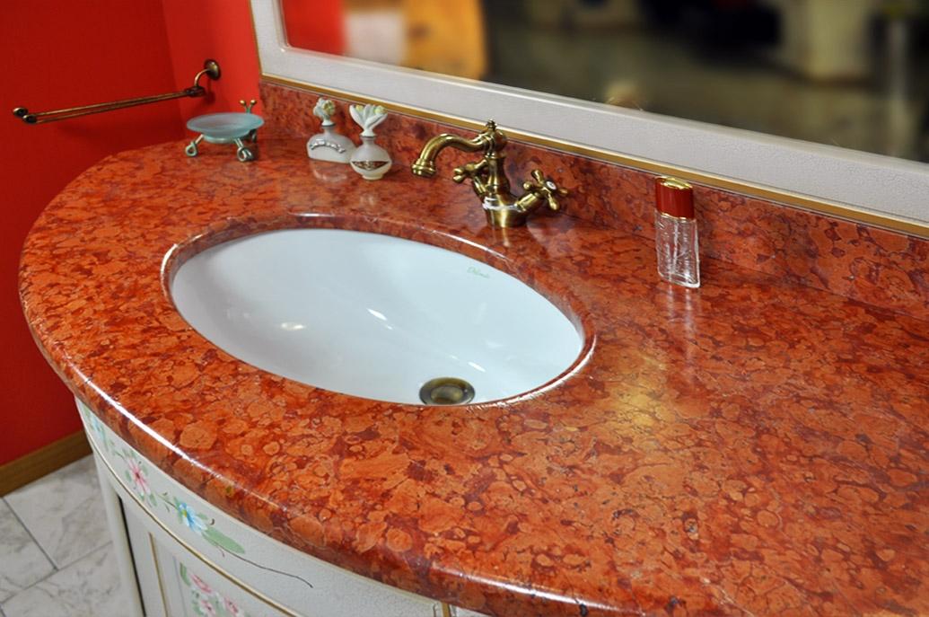 bagno stile classico mobiltesino ultimo pezzo in offerta a prezzo ... - Mobiltesino Arredo Bagno