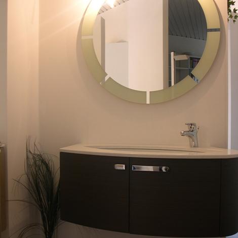 Novello mobili bagno best elemento di oblon il lavabo in tecnoril che si compone di tre parti u - Novello mobili bagno ...
