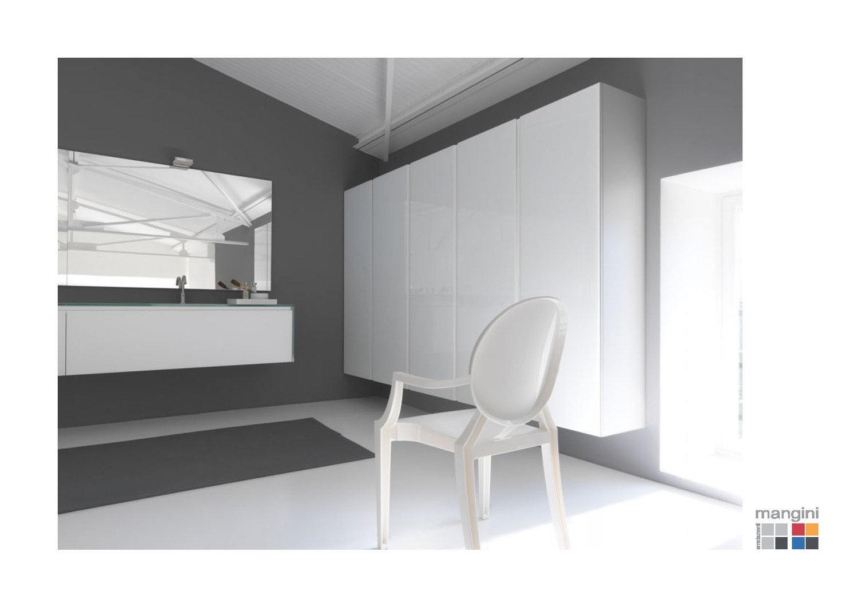 Mobile bagno kerlite immagini ispirazione sul design for Arredo bagno belluno