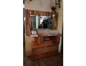 Bagno zen elegant wood Outlet etnico: mobile da bagno A PREZZI OUTLET