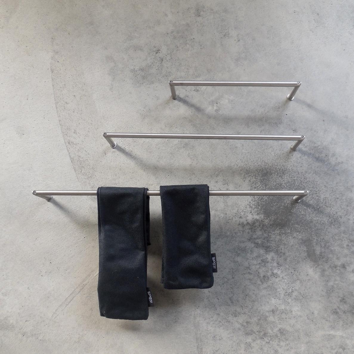 Boffi minimal boffi portasciugamani vendita online for Accessori per bagno design