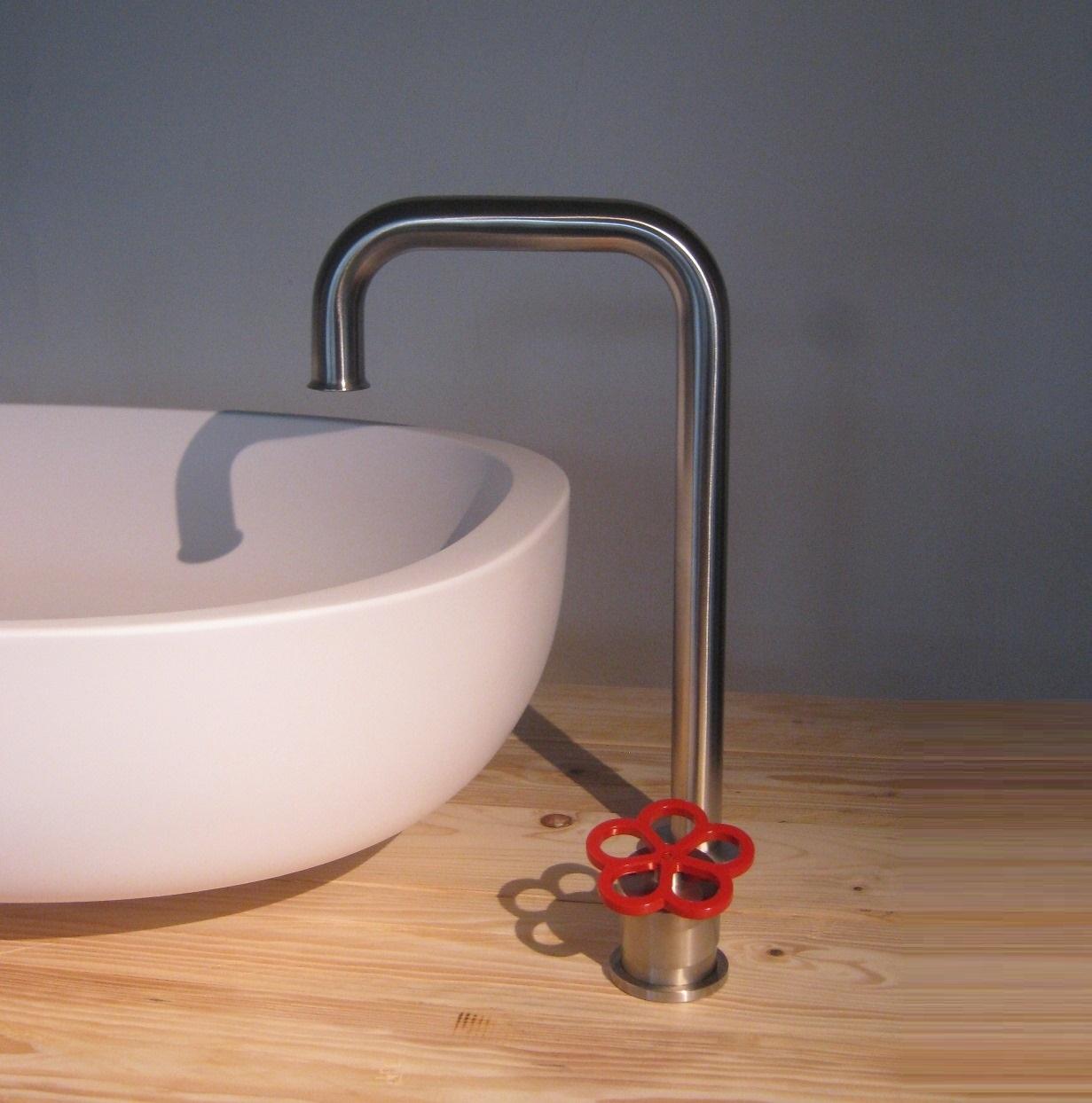 boffi miscelatore pipe con lavabo iceland, boffi bathroom design ... - Arredo Bagno Boffi