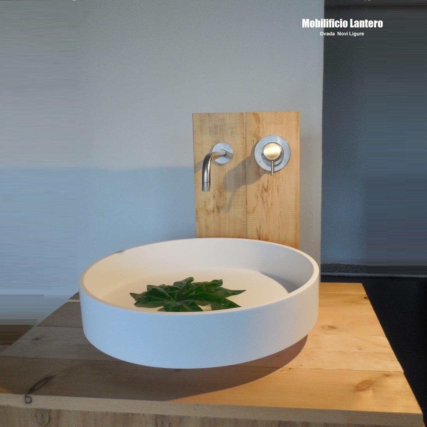 boffi boffi, lotus lavabo con miscelatore minimal design - arredo ... - Arredo Bagno Novi Ligure