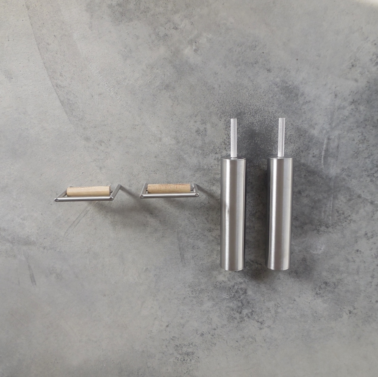 boffi accessori bagno inox design boffi, minimal, porta rotolo e ... - Boffi Arredo Bagno
