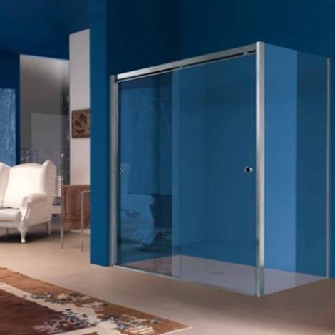 Box doccia samo unique 80x120 sconto 40 per rinnovo showroom arredo bagno a prezzi scontati - Showroom arredo bagno bologna ...