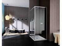 Cabine Doccia Samo : Box doccia samo vis profili in acciaio scontato del