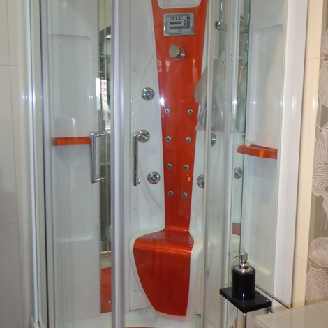 Cabina doccia delux arredo bagno a prezzi scontati - Arredo bagno doccia ...