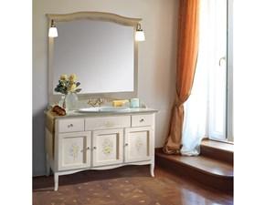 Cara - 9061 Tiferno: mobile da bagno A PREZZI OUTLET