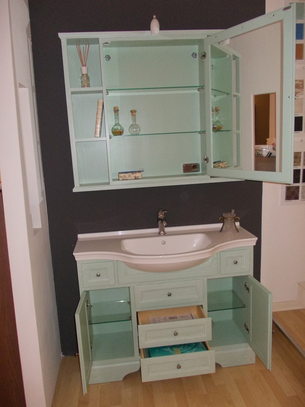 Beautiful Mobile Bagno Verde Gallery - Ameripest.us - ameripest.us