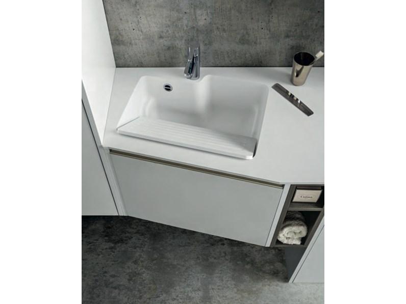 Cerasa movida con mobile lavatrice scontato del 29 - Mobile bagno lavatrice incasso ...