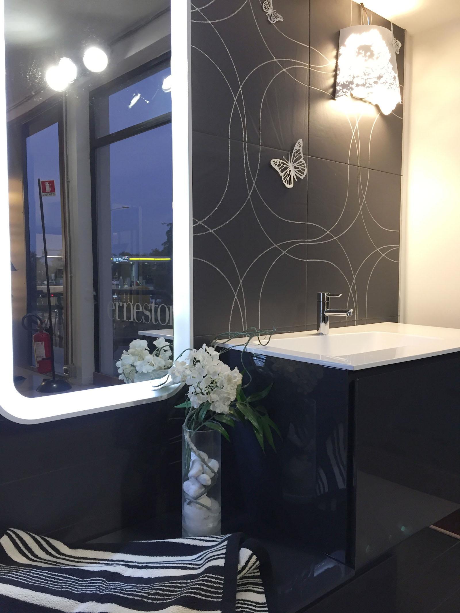 cerasa suede design laccato lucido sospeso - arredo bagno a prezzi ... - Arredo Bagno Castel San Pietro Terme