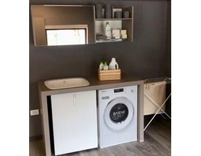 Comp d1 Artigianale: mobile da bagno A PREZZI OUTLET