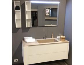 Comp9 Artigianale: mobile da bagno A PREZZI OUTLET