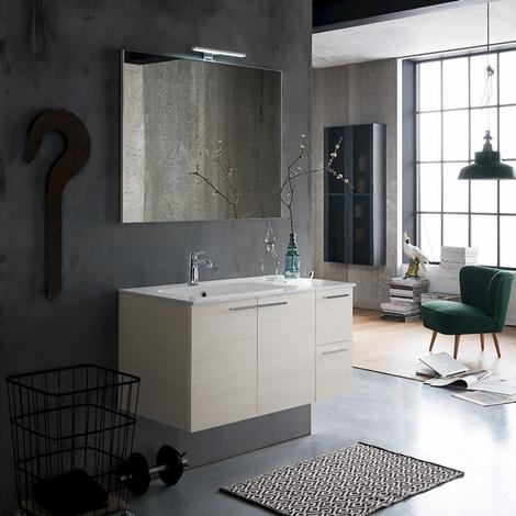 outlet Compab bagno moderno sospeso sconto -43%