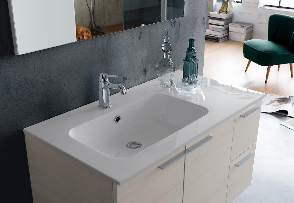 Compab bagno moderno sospeso sconto 43 arredo bagno a for Arredo bagno moderno sospeso