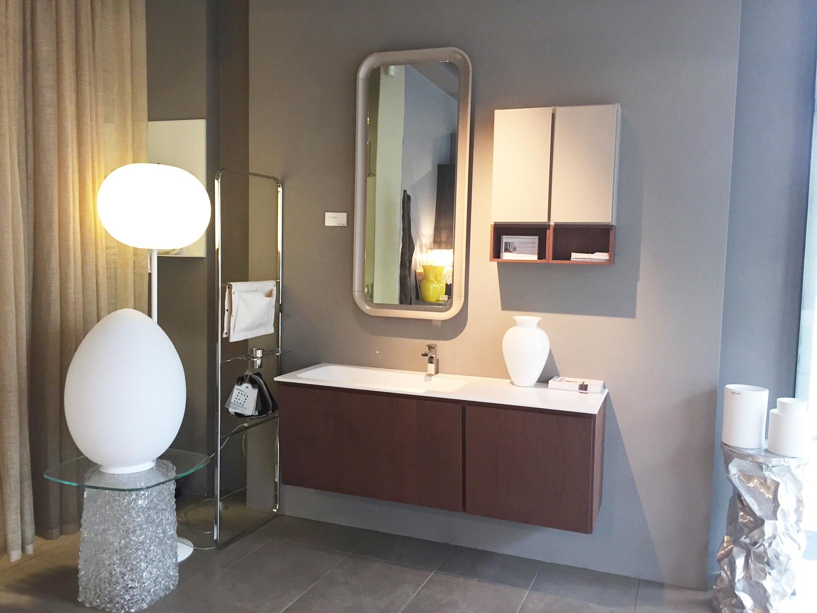 Composizione arredo bagno modello suede di cerasa arredo - Modelli di bagno ...
