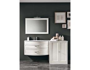 Composizione Gloria 106 mobili porta lavabo e porta lavatrice abbinati a prezzo scontato