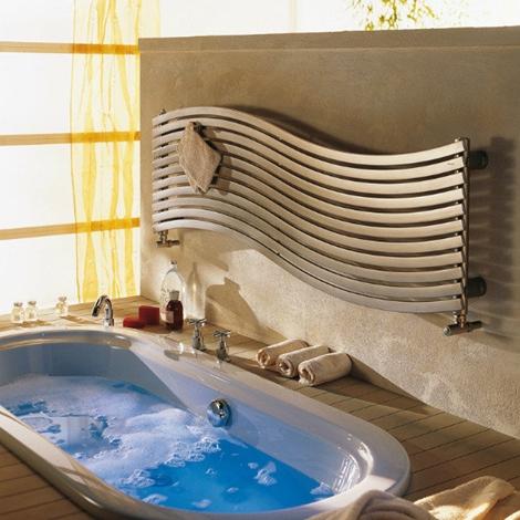 Cordivari termoarredo lola sat arredo bagno a prezzi - Termoarredo orizzontale bagno ...