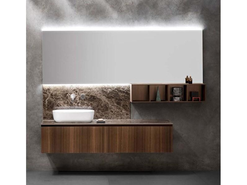 Mobili Bagno Arbi Prezzi.Elegantissima Composizione Bagno Arbi C05 A Prezzo Outlet