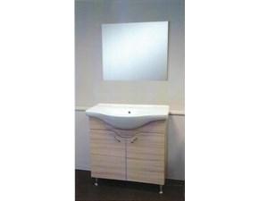 Francesca 105 Artigianale: mobile da bagno A PREZZI OUTLET