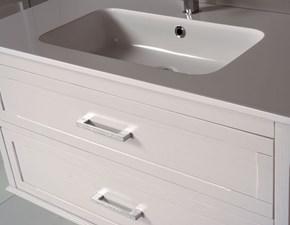 Frassino bianco Euro bagno: mobile da bagno A PREZZI OUTLET