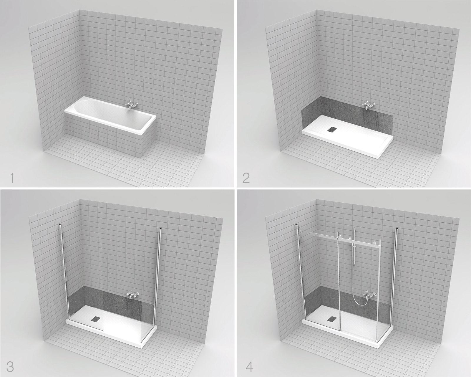 Grandform g magic 170x70 sconto 40 trasforma la tua vasca for Arredo bagno a poco prezzo