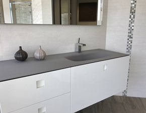 Kube bianco opaco  Arlex: mobile da bagno A PREZZI OUTLET