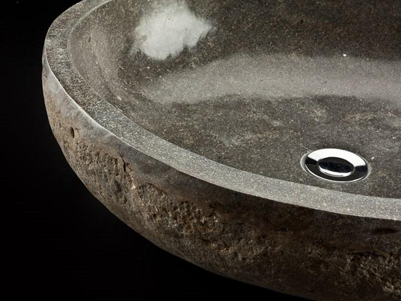 Lavello in pietra modello joya large di cip for Pietra arredo ozieri