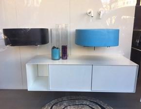 Moab80 elletre + mobile sospeso Artigianale: mobile da bagno A PREZZI OUTLET