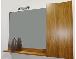 Mobile arredo bagno A terra Euro bagno Specchio con pensile classico in svendita