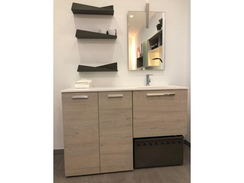 Mobile arredo bagno lavanderia ardeco start wash in svendita for Arredo bagno svendita