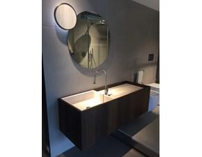 Mobili Arredo Bagno Bianco : Arredo bagno mobile doppio mobile bagno pensile bianco da cm