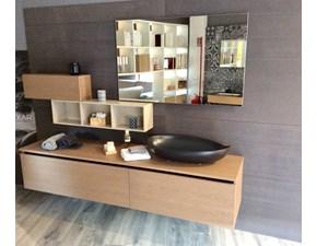 Mobile arredo bagno Sospeso Artigianale Laguna 8 in offerta