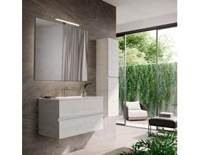 Mobile arredo bagno Sospeso Bamar Zero34 * in svendita
