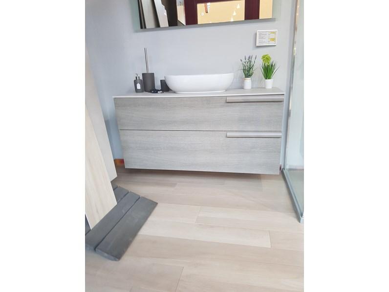 Mobile arredo bagno sospeso cerasa mobile sospeso con top for Prezzo mobile bagno