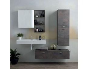 Mobile arredo bagno Sospeso Colavene Square n.2 a prezzo conveniente